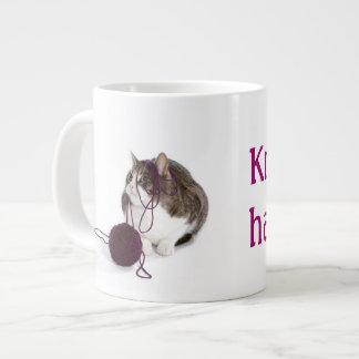 Le Knit se produit Mug