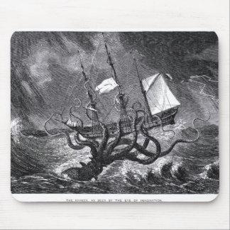 Le Kraken Tapis De Souris