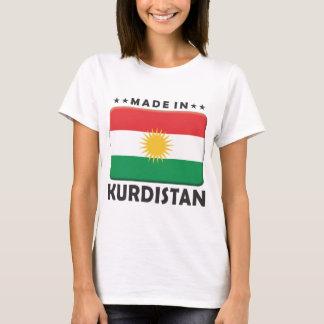 Le Kurdistan fait T-shirt