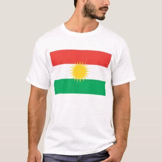 Le Kurdistan marque le T-shirt