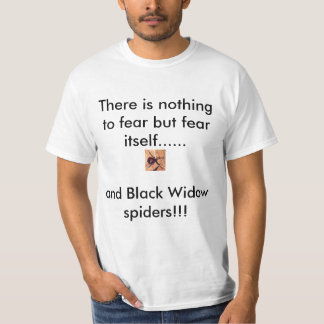 le l_blackwidow, là n'est rien à craindre mais t-shirt