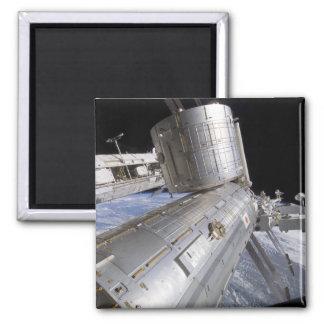 Le laboratoire japonais de Kibo de module Aimant