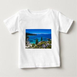 Le lac Tahoe T-shirt Pour Bébé