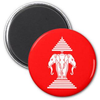 le Laos Magnets Pour Réfrigérateur