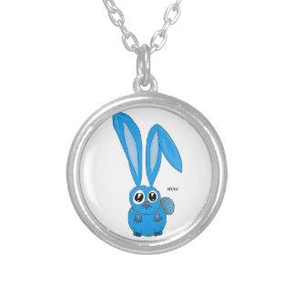 Le lapin triste veut qu un certain lapin aime pendentif