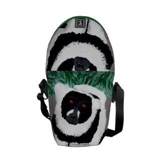 Le lémurien caché -sac surprise - sacoche