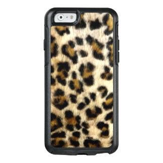 Le léopard noir frais repère la caisse de l'iPhone Coque OtterBox iPhone 6/6s