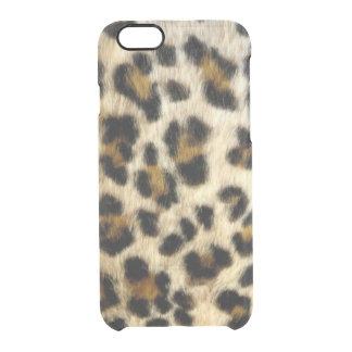 Le léopard noir génial repère l'iPhone rare 6/6 Coque iPhone 6/6S