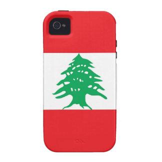 LE LIBAN ÉTUI iPhone 4/4S