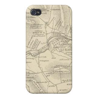 Le Liban, Grafton Co Coques iPhone 4/4S