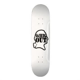 Le libéral font de la planche à roulettes skateboards personnalisés