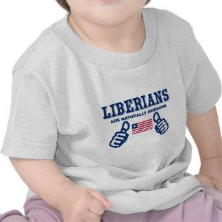 Le Libérien sont naturellement impressionnant T-shirt