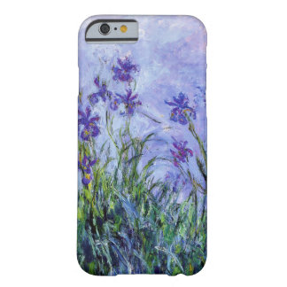 Le lilas de Monet irise la caisse de l'iPhone 6