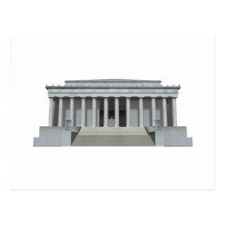 Le Lincoln Memorial : Washington DC Carte Postale