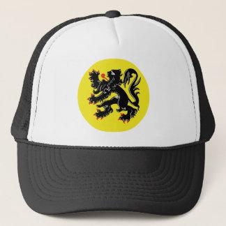 Le lion flamand casquette de Flandre