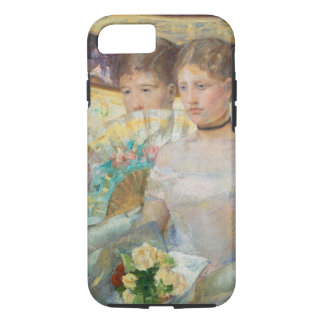 Le Loge, 1882 (huile sur la toile) Coque iPhone 7