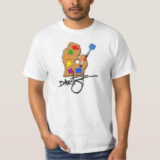 Le logo de Dartist T-shirts