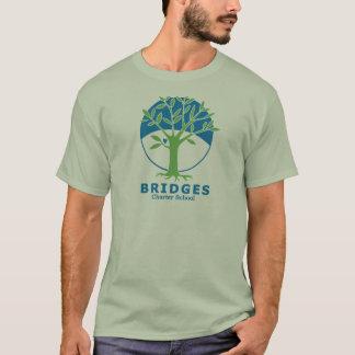 Le logo des hommes - diverses couleurs t-shirt