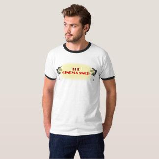 Le logo snob de cinéma - la sonnerie des hommes t-shirt