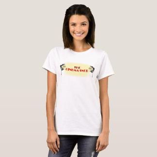 Le logo snob de cinéma - le T-shirt des femmes