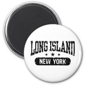 Le Long Island Magnet Rond 8 Cm