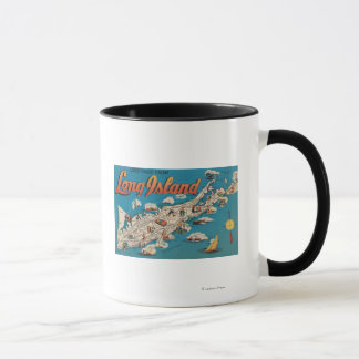 Le Long Island, New York - salutations de Mug