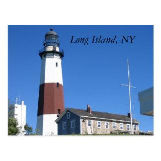 Le Long Island, NY Carte Postale