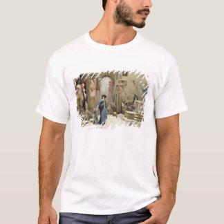 Le loup de Gubbio, 1877 T-shirt