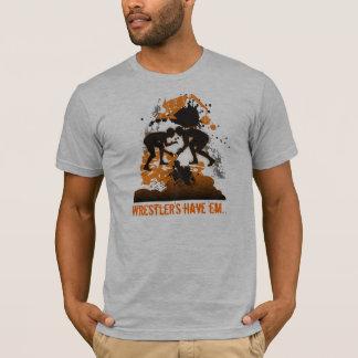 Le lutteur les ont t-shirt