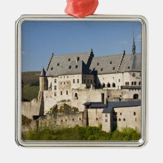 Le Luxembourg, Vianden. Château de Vianden (B. Ornement Carré Argenté