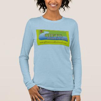 Le M des femmes de T-shirt d'ENCOCHE
