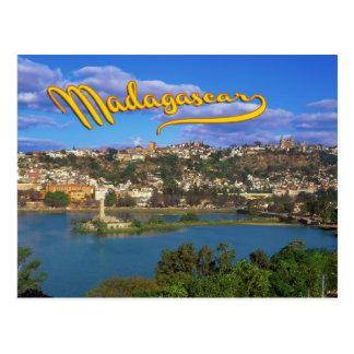 Le Madagascar Carte Postale