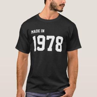 Le Made en 1978 T-shirt