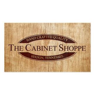 Le magasin de Cabinet Carte De Visite Standard