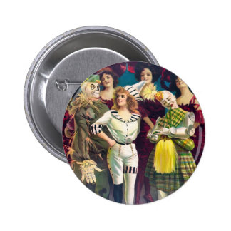 Le magicien d'Oz Badges