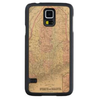 Le Maine 3 Coque Galaxy S5 En Érable