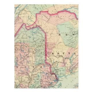 Le Maine, NOTA: Carte Postale