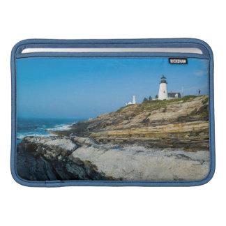 Le Maine, point de Pemaquid, phare de point de Poches Macbook Air