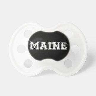 Le Maine Sucettes Pour Bébé