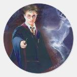 Le mâle Patronus de Harry Potter Adhésif