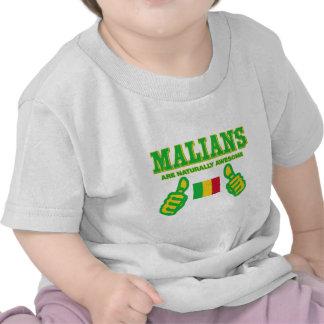 Le Malien sont naturellement impressionnant T-shirt