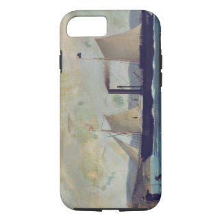 """Le """"Mallorcan"""", bateau sur lequel George Sand et Coque iPhone 7"""