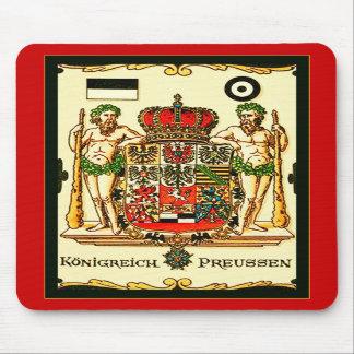 Le manteau de ~ de Königreich Preussen des bras vi Tapis De Souris