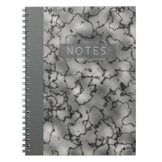 Le marbre dramatique du minimaliste carnet