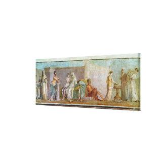 Le mariage d'Aldobrandini, ANNONCE 27 BC-14 Toiles