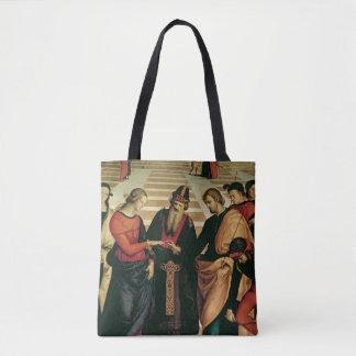 Le mariage de la Vierge, 1504 Sac
