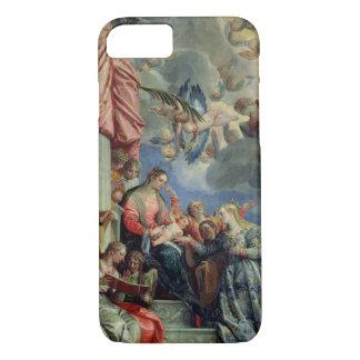 Le mariage mystique de St Catherine Coque iPhone 8/7