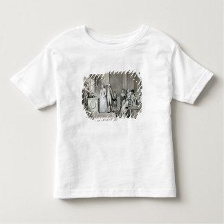 Le mariage républicain t-shirt pour les tous petits