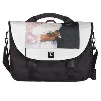 Le mariage, sac messenger à ordinateur portable de sacoche pour ordinateurs portables
