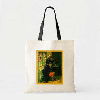 Le Marianne dans le ~John Moated Everett Millais Sacs Fourre-tout